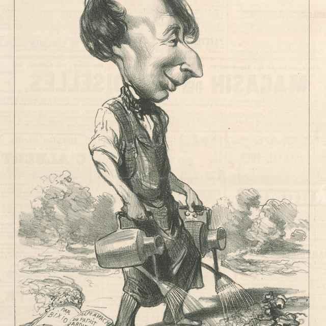 Bixio - Daumier, Honoré
