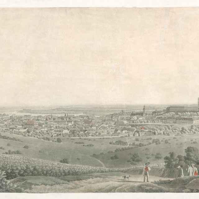 Bratislava - Neurčený autor z 19. storočia