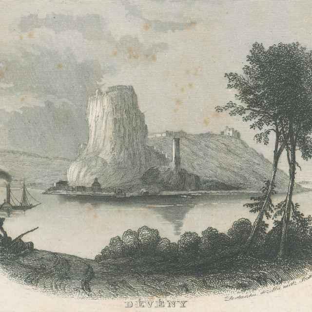 Devín - Perlaska, Domokos