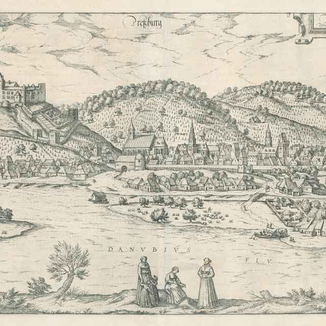 Bratislava - Hofnagel, Georg