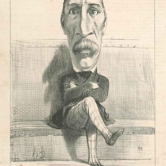 Buvignier - Daumier, Honoré