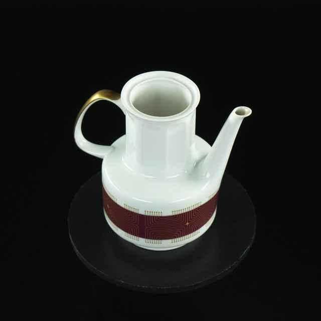 Konvica kávová porcelánová