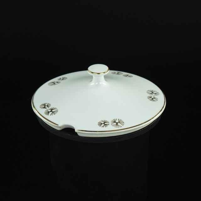 Pokrievka porcelánová
