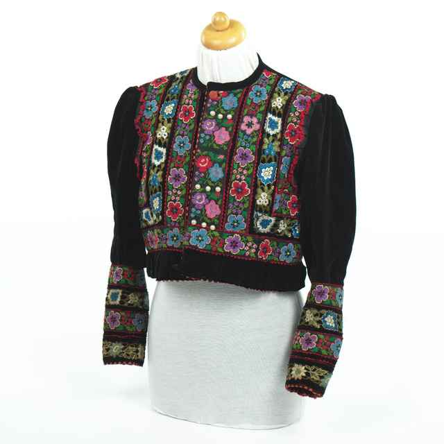 Kabátik ženský, Bacúrov
