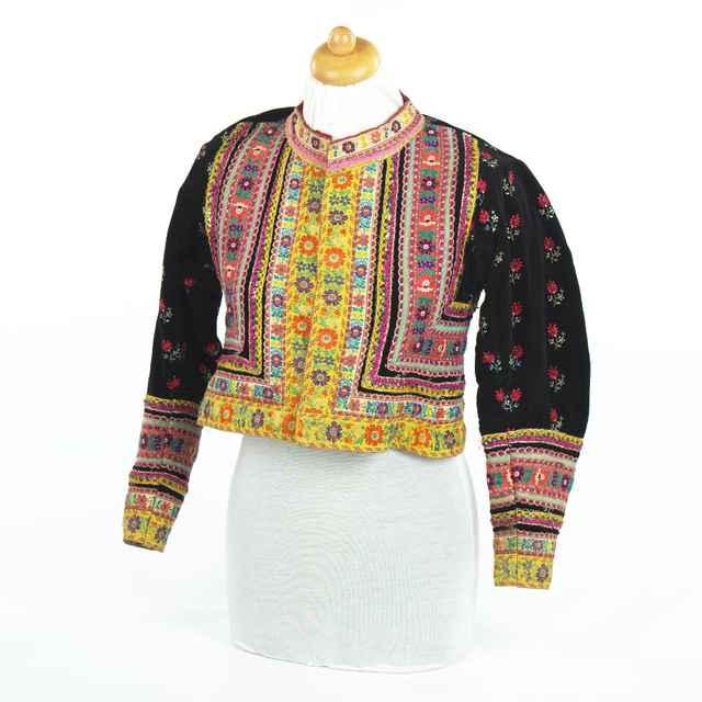 Kabátik ženský, Turie Pole