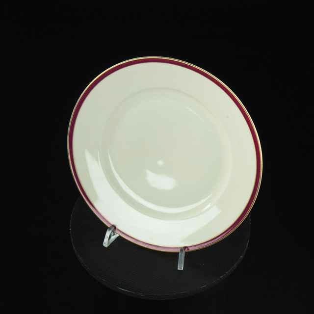 Tanier dezertný porcelánový