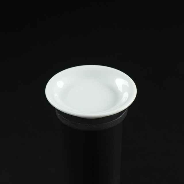 Tanierik na maslo porcelánový