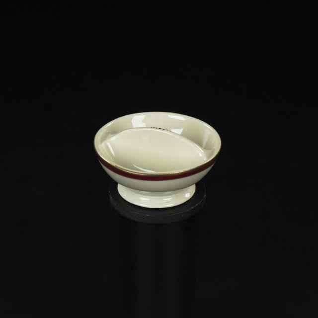 Nádoba na soľ, korenie porcelánová