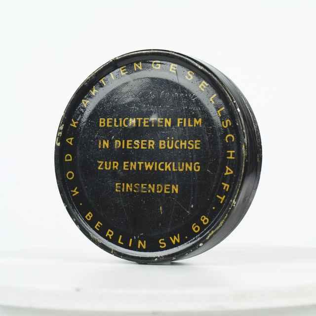 Púzdro na film, nakrútený v SNP - Muzeálny objekt