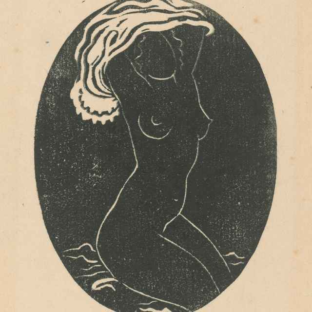 Žena s košeľou - Galanda, Mikuláš