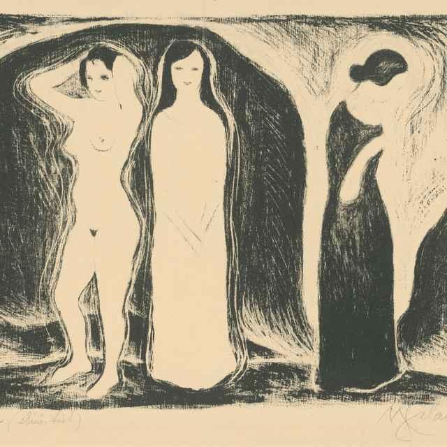 Žena v troch podobách - Galanda, Mikuláš