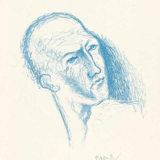 Hlava muža - Galanda, Mikuláš