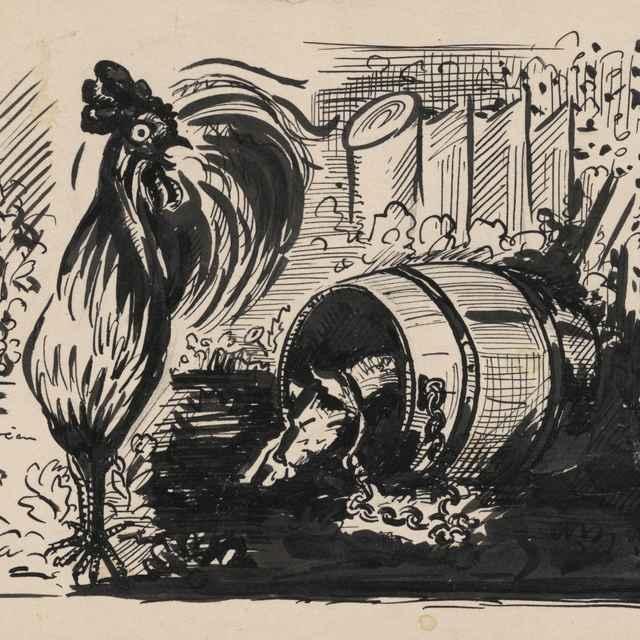 Kohút a pes - Weisz-Kubínčan, Arnold Peter