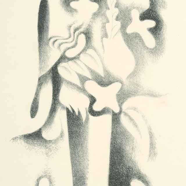 Váza s orchideami - Galanda, Mikuláš