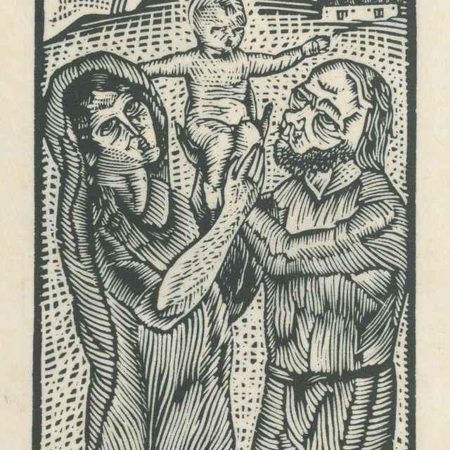 Svätá rodina - Galanda, Mikuláš