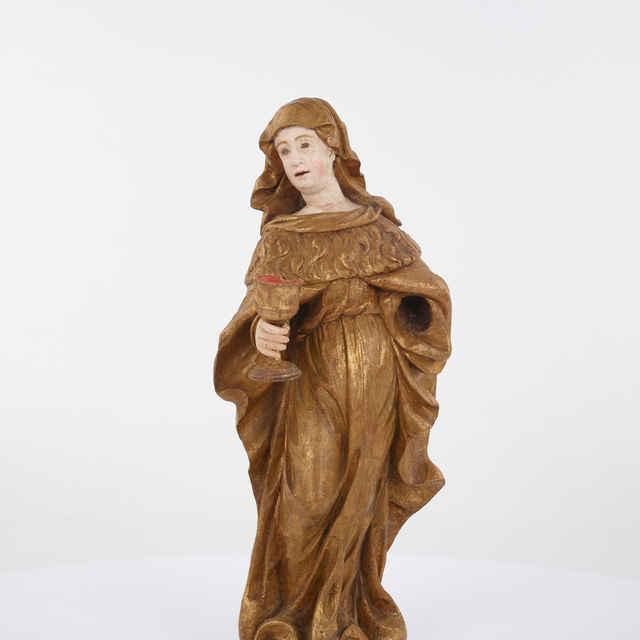 Svätá Barbora - neznámy (osobné meno)