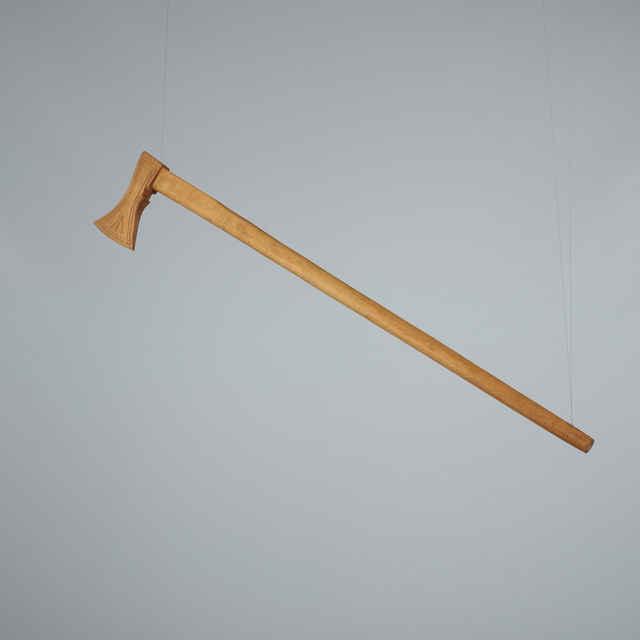 Valaška drevená