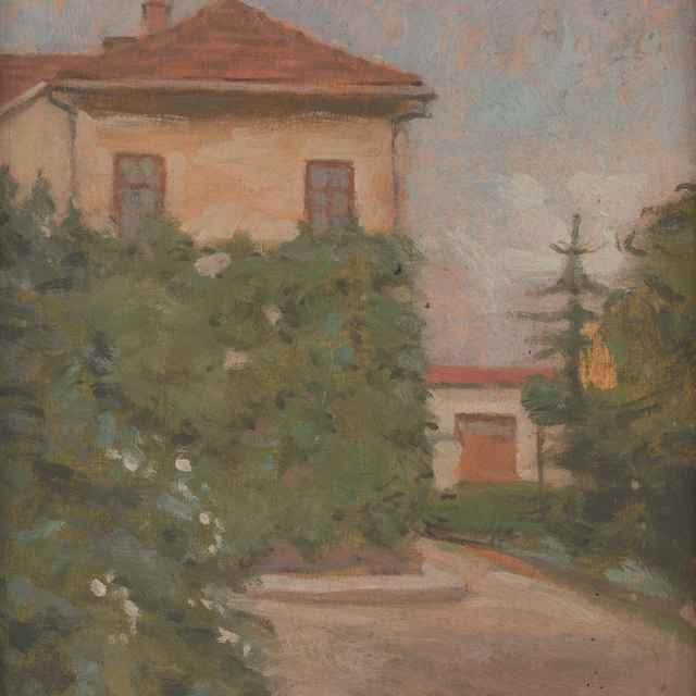 Bývalé svoje bydlisko - Mitrovský, Milan Thomka