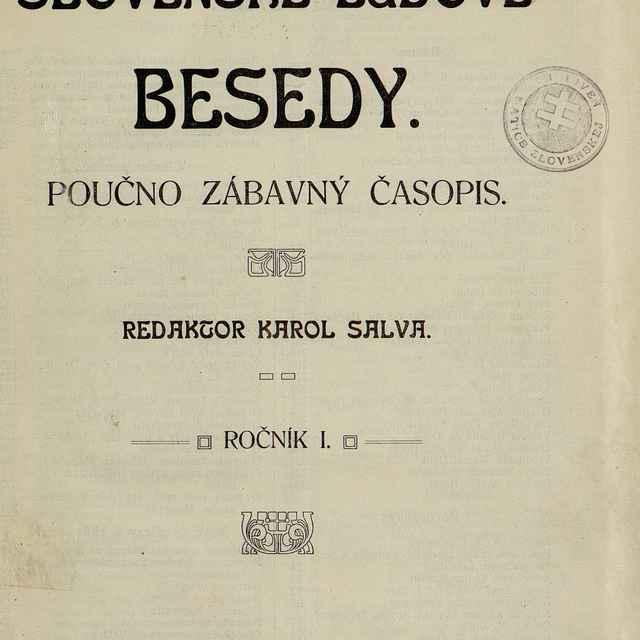 Slovenské Ľudové Besedy
