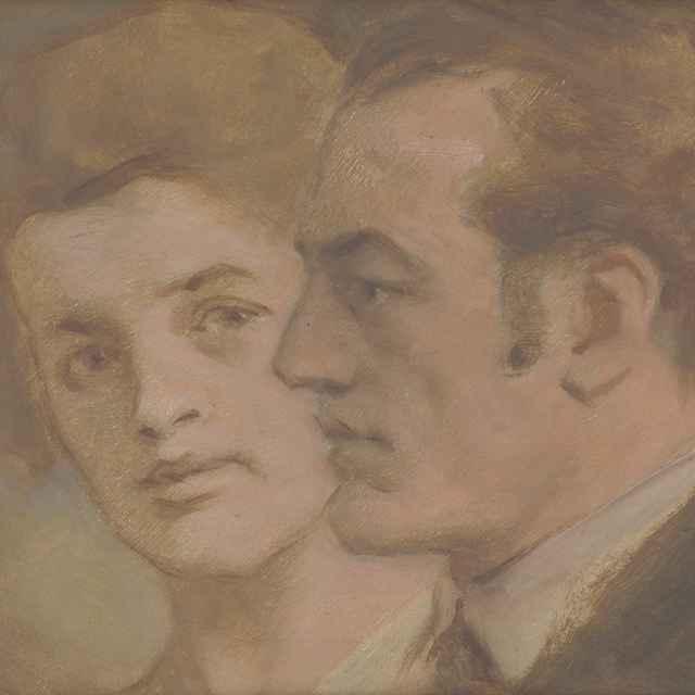 Muž a žena - Mitrovský, Milan Thomka