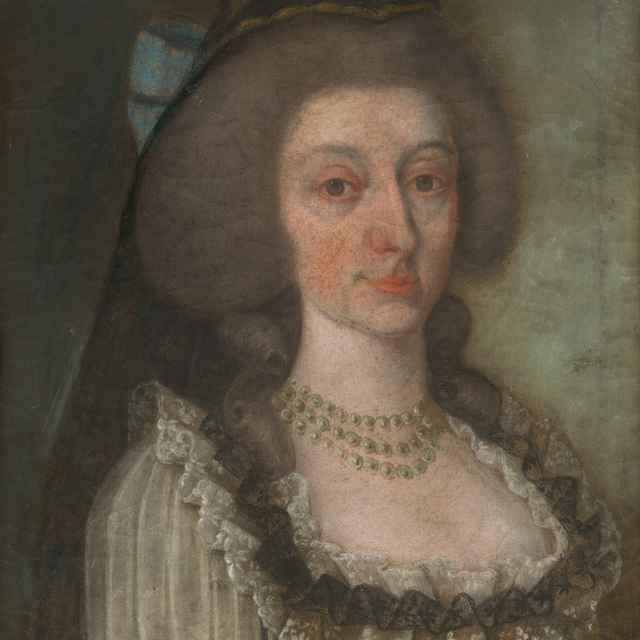 Barónka Jozefína Mednyánzska - Slovenský maliar z konca 18. storočia