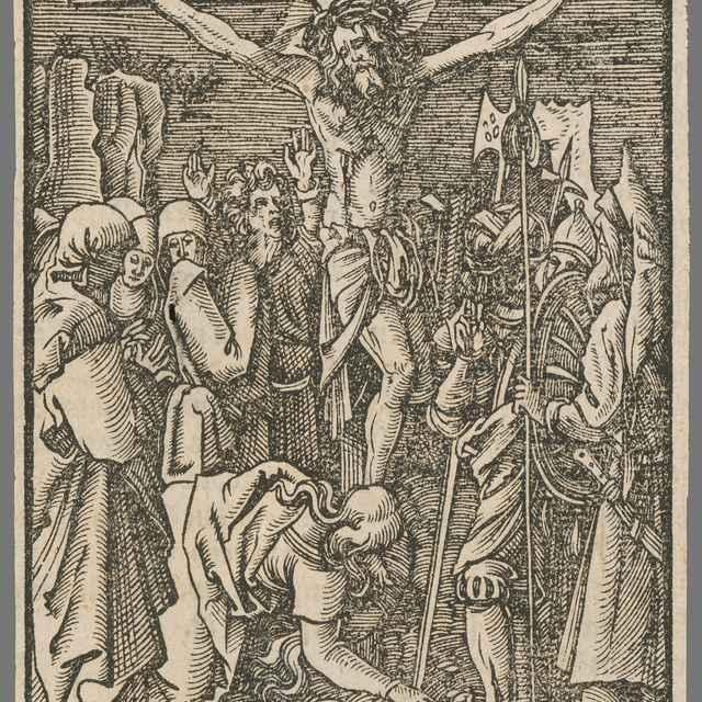 Vztýčený kríž - Salis, Carlo