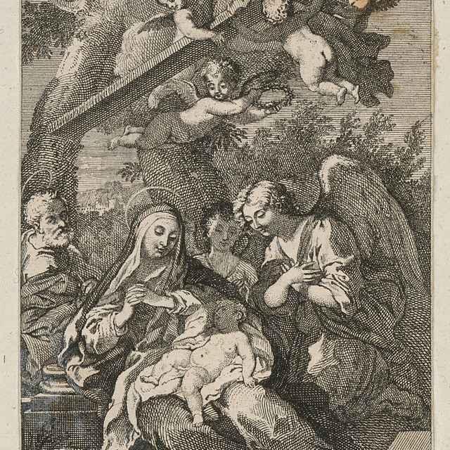 Klaňanie anjelov - Prenner, Anton Jozef