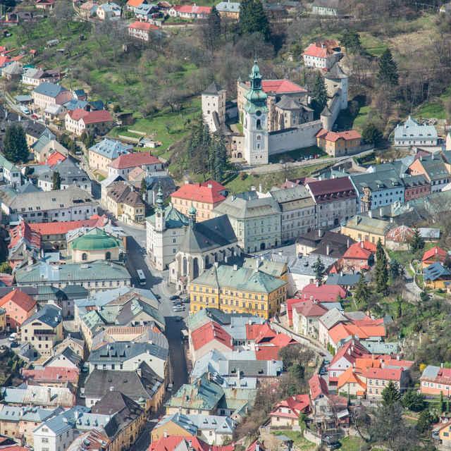 Pamiatková rezervácia Banská Štiavnica