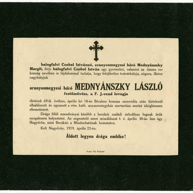 Parte Ladislava Medňanského