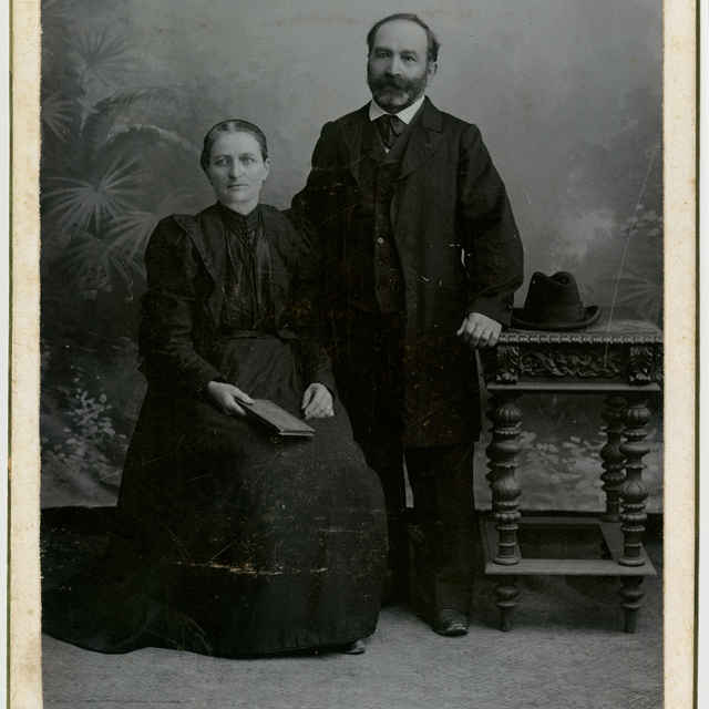 Fotografia manželov