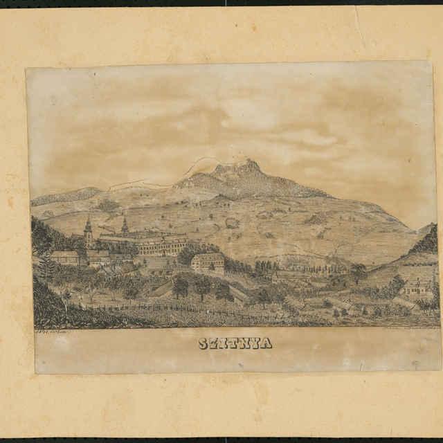 D. Braxatori, Sitno, tlač z perokresby, 1841 - Braxatoris, D.
