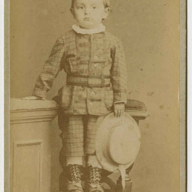 Fotografia chlapčeka