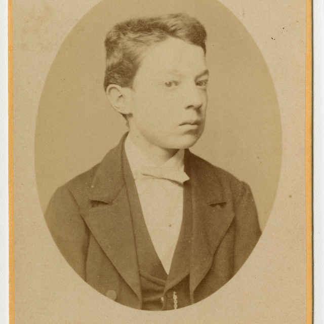 Fotografia Alberta Demiányho - Muzeálny objekt