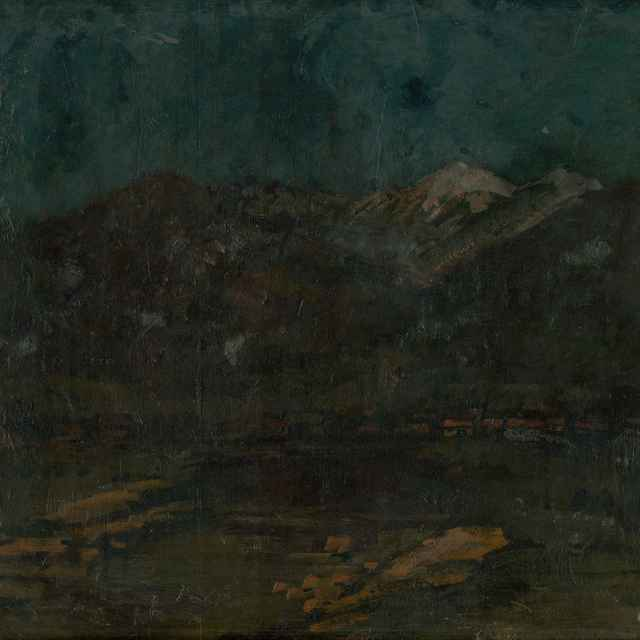 Pohľad na Vysoké Tatry - Katona, Ferdinand