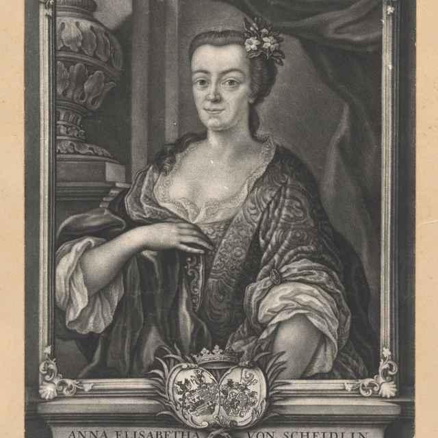 f482812a8 Portrét Anny Elisabeth von Scheidlin - Slovakiana
