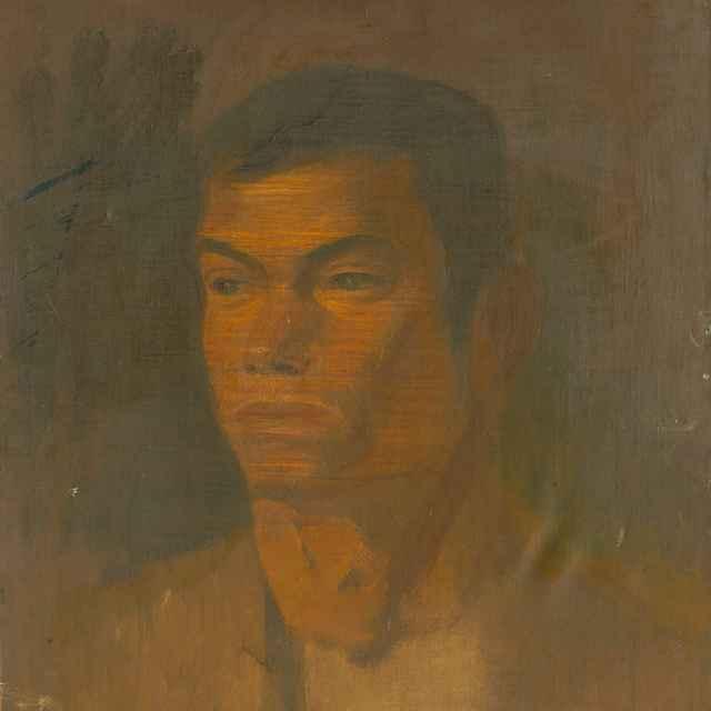 Hlava cigánskeho mládenca - Mednyánszky, Ladislav