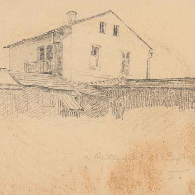 Dom Ruttkayovcov v Banskej Bystrici - Mitrovský, Milan Thomka