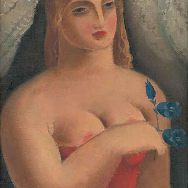 Žena so zvončekami - Galanda, Mikuláš