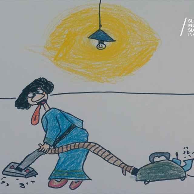 Nakreslím si dom : film vyrobený deťmi filmového krúžku vo veku od 7 do 14 rokov - Baran, Jaroslav