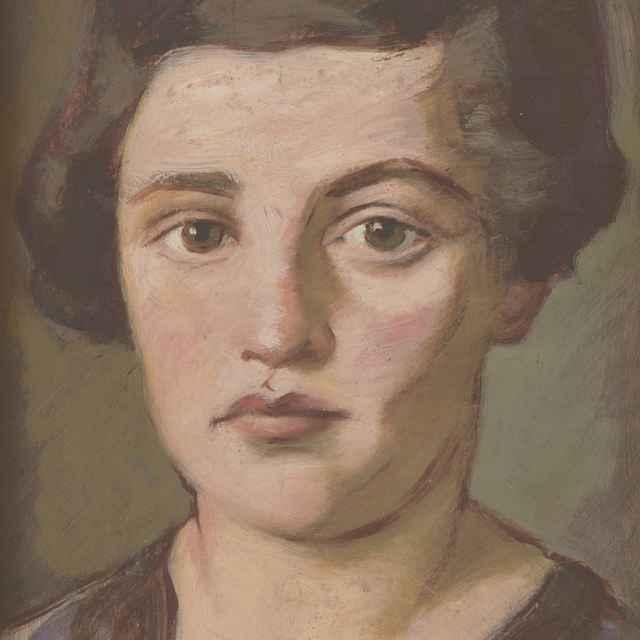 Dievčenská hlava - Mitrovský, Milan Thomka