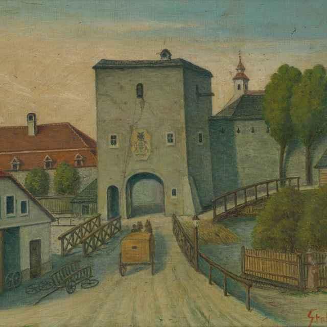 Banská Bystrica - dolná brána - Stollmann, Andrej