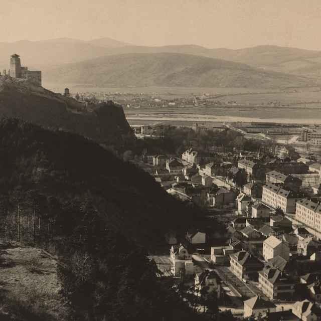 Trenčiansky hrad - Farkaš, Ladislav