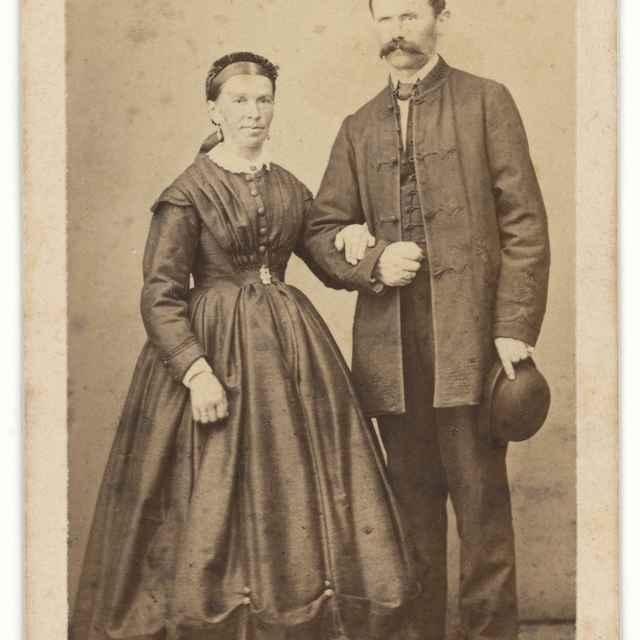 Manželský pár - Benický, Jozef