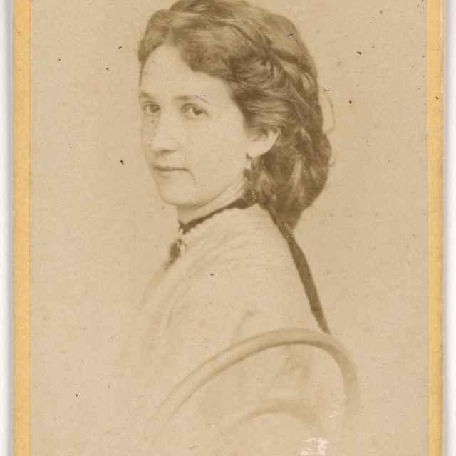 Portrét šľachtičnej Fanny von Boróczy - Wietz, Viliam