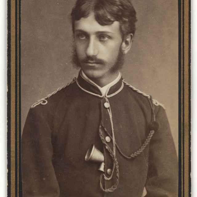 Muž v uniforme - Divald ml., Karol
