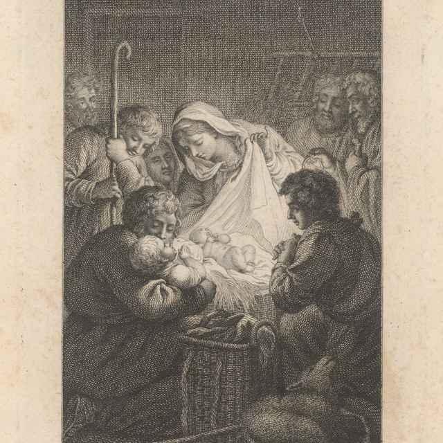 Klaňanie pastierov - Kohl, Clemens