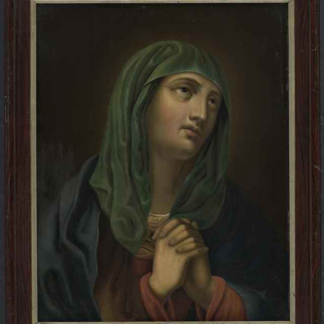 Maľba-Madona - Czauczik, Jozef
