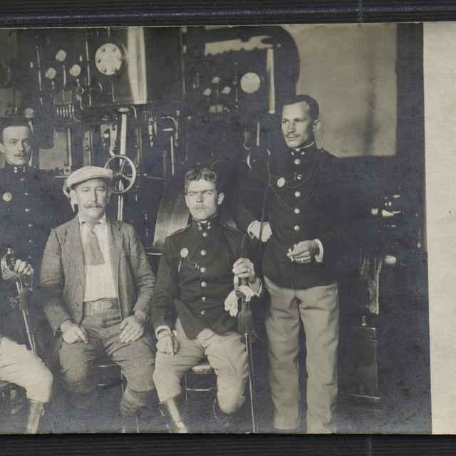 Fotografia vojenská - neznámy (osobné meno)