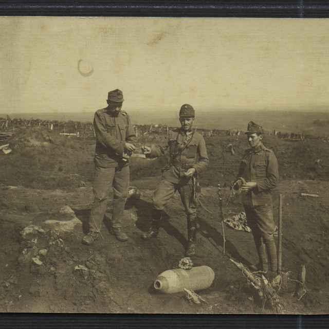 Fotografia vojenská