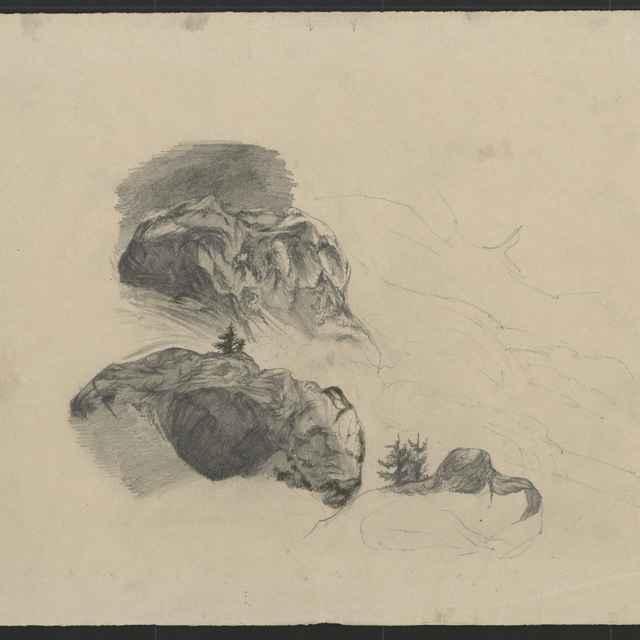 Ceruzokresba, Dionýz Andrássy: Bralo so stromami - Andrássy, Dionýz